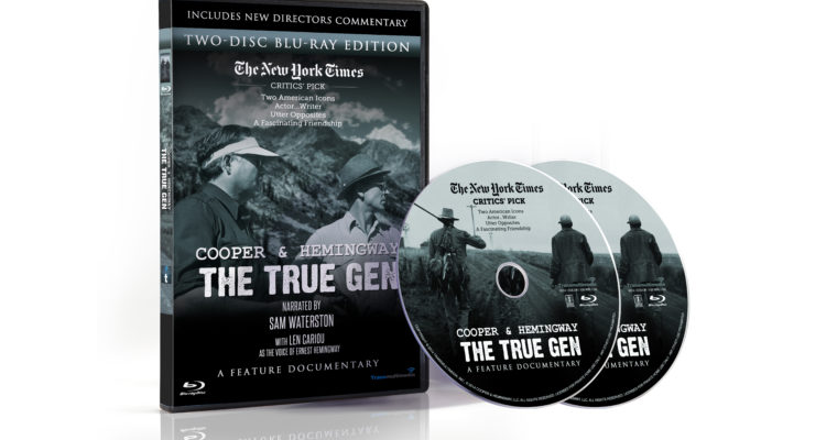 New Release: Special 2 Disc Blu-ray Cooper & Hemingway: The True Gen