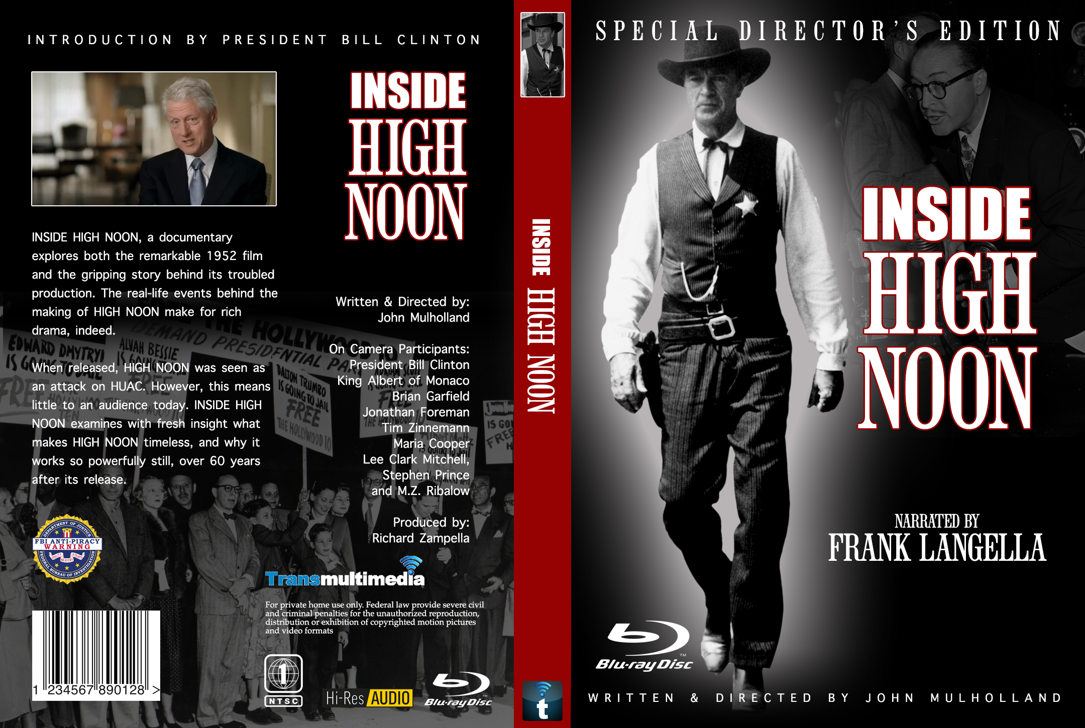 Coming Sooon: 'Inside High Noon' Directors Cut written & directed by John Mulholland